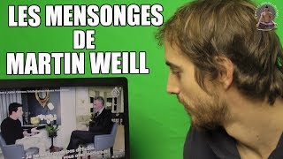 MARTIN WEILL FACE À JORDAN PETERSON - J'ANALYSE LE DOCUMENTAIRE MENSONGER