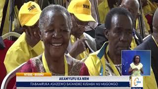 Akamyufu Ka NRM : Ttabamiruka Asazeewo Batandike Kusimba Mu Mugongo