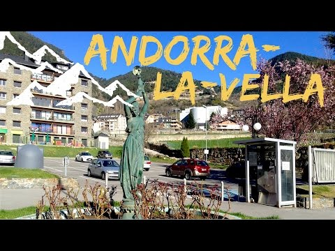 SPRING BREAK • Andorra-La-Vella