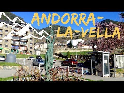 SPRING BREAK • Andorra-La-Vella