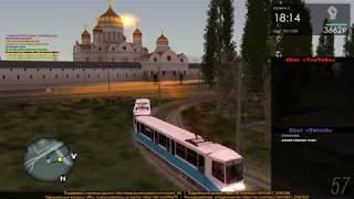 Иная жизнь на «GTA Province» #9 | Обновленная трамвайная работа г. Мирный