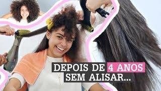 ALISEI O MEU CABELO! | por Ana Lídia Lopes