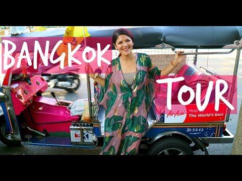 Bangkok Tour:  Best shopping at Siam Center, Sights, & Night Life #DFWinsider