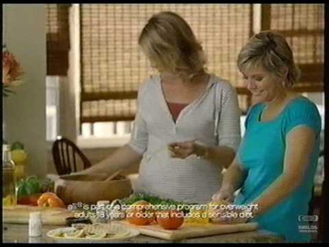 Alli Weight Loss Television Commercial 2009