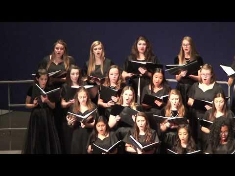 47th Annual D300 Choral Festival - High School Chorus - Earth Song - Frank Ticheli