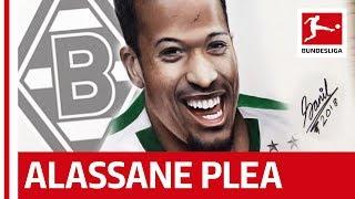 Alassane Plea - Footballer Drawings