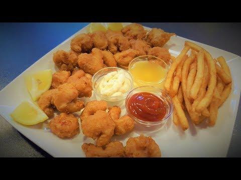 Chinese Style Fried Shrimp
