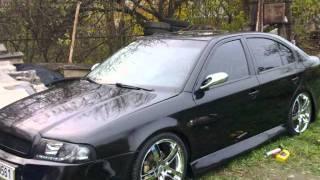 Škoda Octavia tuning