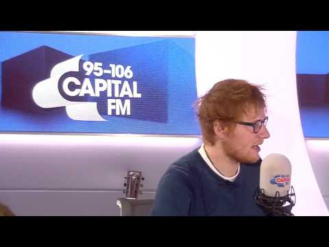 Ed Sheeran talks about Anne-Marie and Zara Larsson