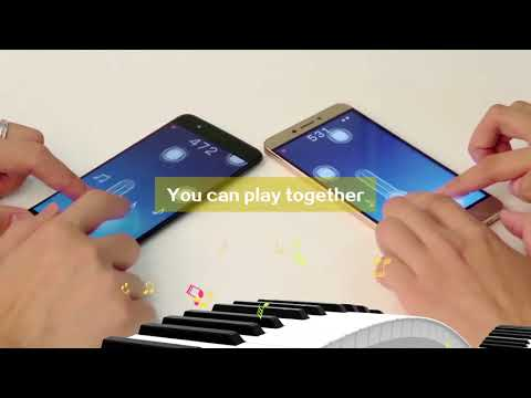 Magic Piano Tuiles 2018