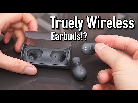 RIVERSONG Truely Wireless Earbuds Review, Made for HTC... And More?