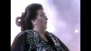 Barcelona La Nit Performance - Freddie Mercury & Montserrat Caballe | 720pᴴᴰ | 60fps | 4:3