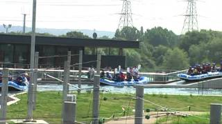 Lee Valley White Water Centre, Station Road, Waltham Cross, Herts EN9 1AB