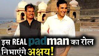 Meet The Real 'Padman'- Arunachalam Muruganantham