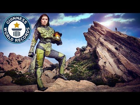 Highest Earning Female Gamer - Kat Gunn - Guinness World Records