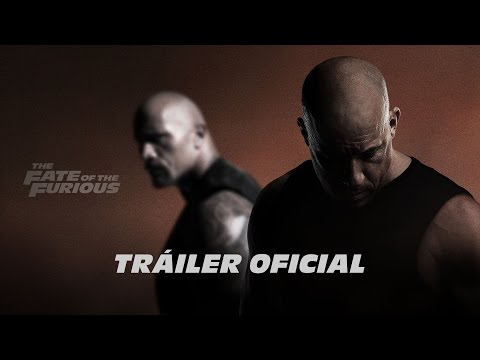 The Fate of the Furious - Tráiler Oficial