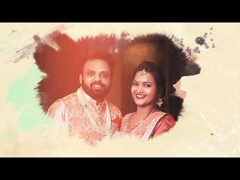 Download Abhishiktha & Raghu Ram Video Invitation