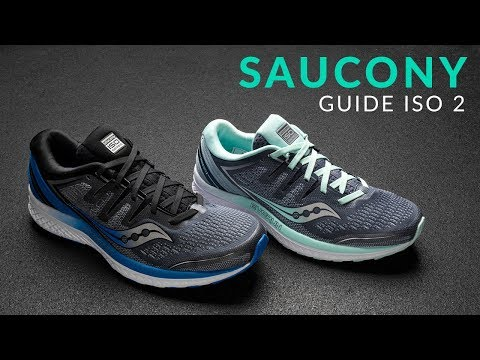 Saucony Guide ISO 2 Running Shoe Overview