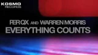 PER QX AND WARREN MORRIS EVERYTHING COUNTS