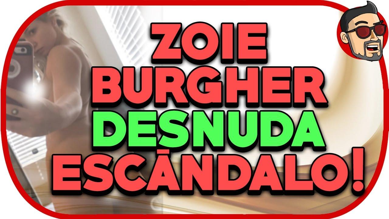 Download ZOIE BURGHER FOTOS DESNUDA! - ESCÁNDALO SALSEANTE