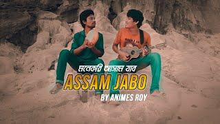 মনে করি আসাম যাবো I Mone Kori Assam Jabo I By Animes Roy