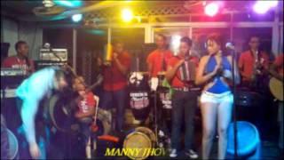 Manny jhovanny  popurri con swing nuevo 2011