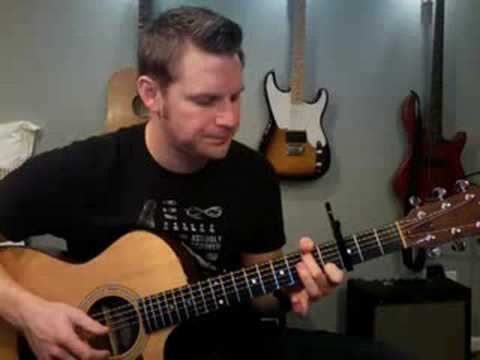 ANGEL by Jack Johnson Guitar Lesson Part1of2