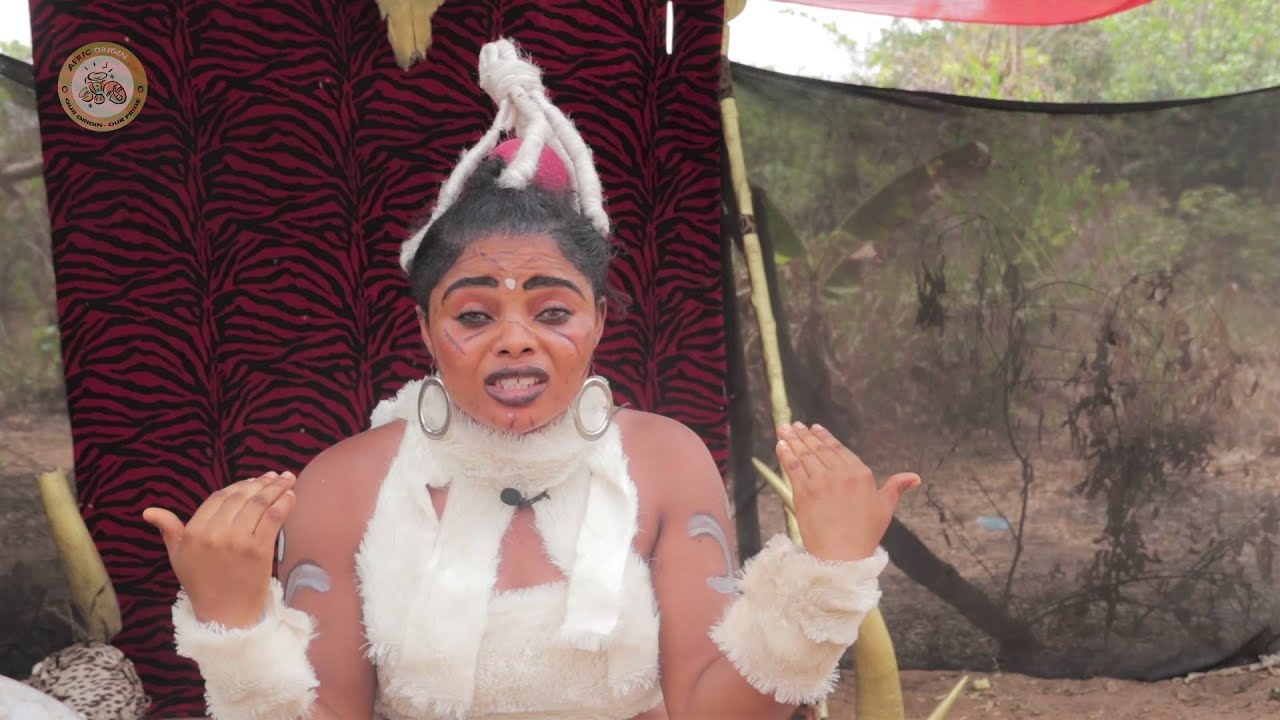 Download DEITY OF ORIGIN - Genia Micheals (OTITO) Makes her Point During her Interview Section