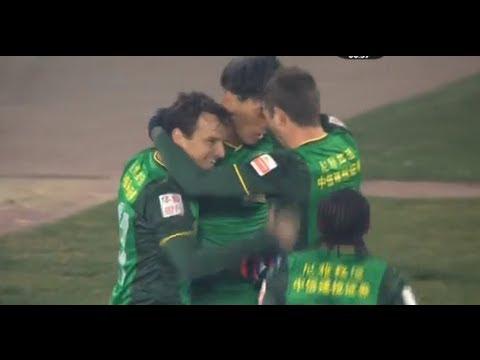 Beijing Guoan vs Changchun Yatai, Chinese Super League 2014 (Round 1)