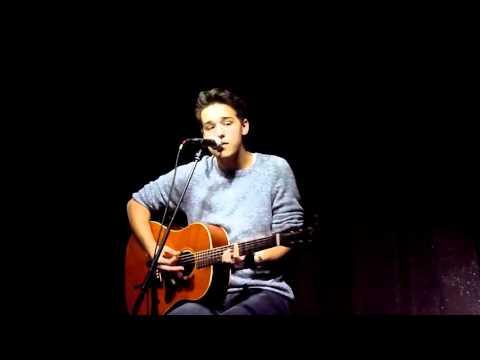 Jacob Whitesides - Don't (Ed Sheeran Cover) - Les Etoiles - 27.09.2015