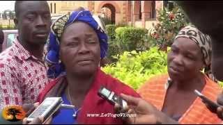 """"""" Si pour construire une route, nous deviendrons des togolais sans abris, ça sera difficile."""""""