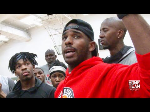Chris Paul Amazing Speech To The Next Generation of Basketball In Los Angeles.