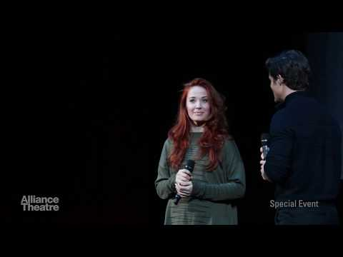 "Sierra Boggess and Tim Rogan Sing ""Cousin's Cousin"" from Ever After"