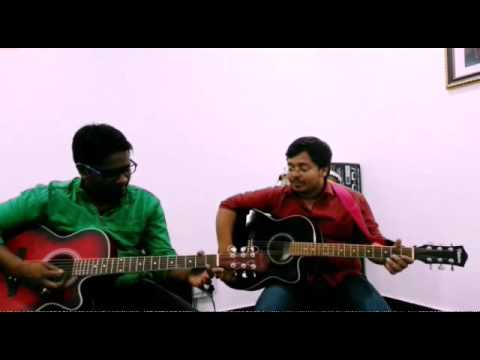 Happy Birthday Song To Best Friend With Beautiful Lyrics Hindi On Guitar Youtube