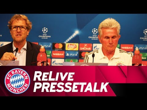 ReLive | FC Bayern Press Conference w/ Boateng & Heynckes ahead of Celtic Glasgow