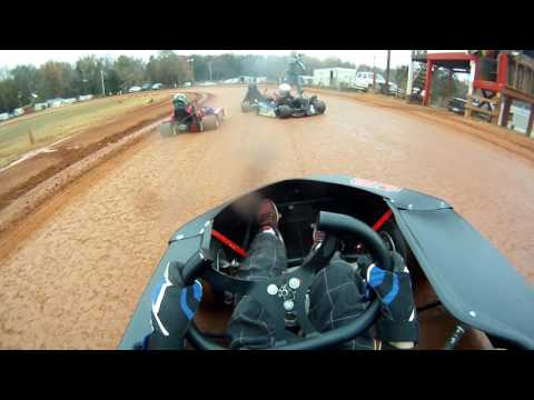 12 3 16 FEATURE, Checkered Flag Kartway