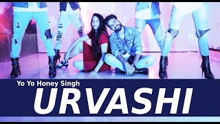URVASHI - Dance Choreography | Yo Yo Honey Singh | URVASHI Dance Cover | FITNESS DANCE With RAHUL