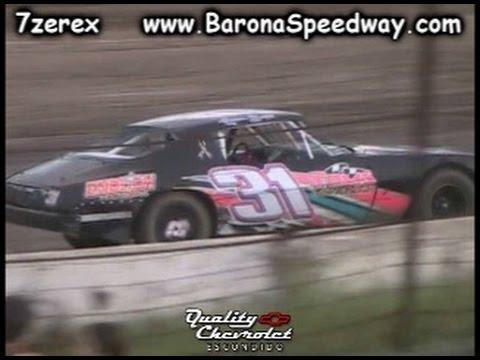 Pure Stock Heat 2 Barona Speedway 3-25-2017