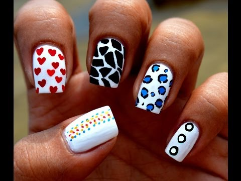 Toothpick Nail Designs How To Do Toothpick Nail Art