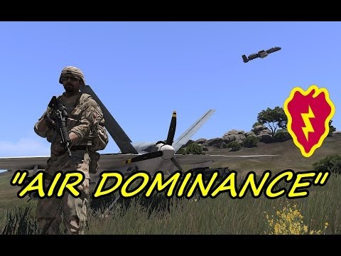 "Arma 3 Coop 25th ID - ""Air Domination"""