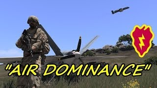"Arma 3 Coop 25th ID - ""Air Domination"""