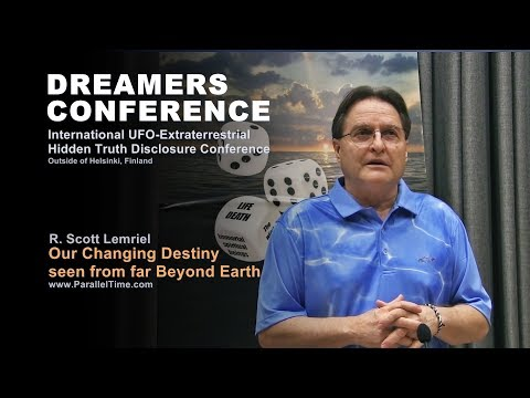 Dreamers Conference - Revealed Hidden Truth - In Finland