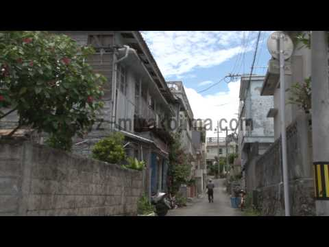 宮古島「宮古島の町並み」XYZ FILMS