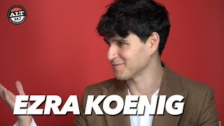 Ezra Koenig Talks  Father Of The Bride  (FOTB), Working w  Beyonce, New Music & More!