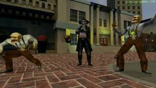 Dead Head Fred - PSP - #04. Uptown [1/4]
