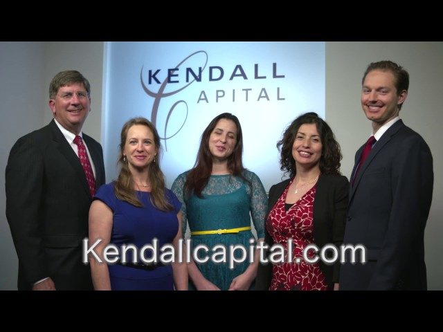 Preserve, Strengthen and Grow Your Wealth with Kendall Capital Management