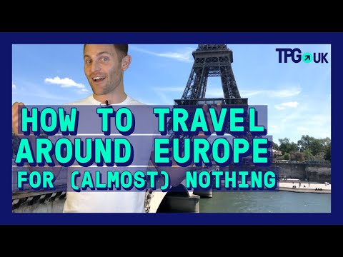 How To Travel Around Europe For (Almost) Nothing | British Airways Reward Flight Saver Guide