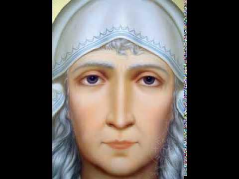 Акафист Святой Блаженной