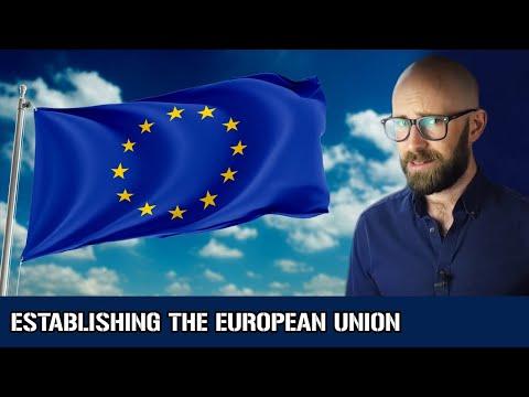 The Establishment of the European Union