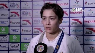 Christa DEGUCHI (CAN) Winner Hohhot GP 18